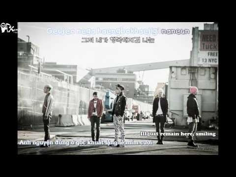 [Vietsub+Romanji+Hangul+Engsub] Love Dust - Big Bang