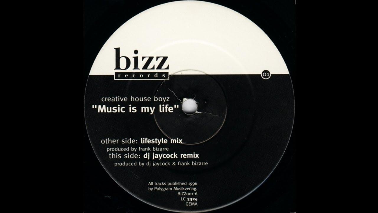 Creativ house boyz music is my life acid trance 1996 for House music 1996