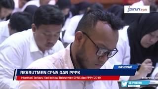 Informasi Terbaru Hari Ini soal Rekrutmen CPNS dan PPPK 2019 - JPNN.COM