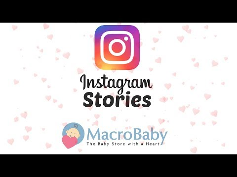 MacroBaby Instagram Stories - Quinny zapp flex e Stephen Joseph