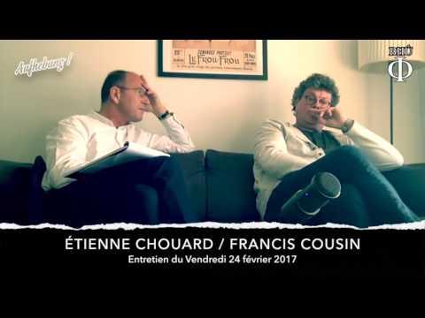 Débat entre Étienne Chouard et Francis Cousin