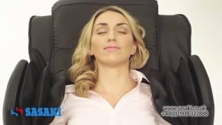 SASAKI 6 Series Massage Chair.mov