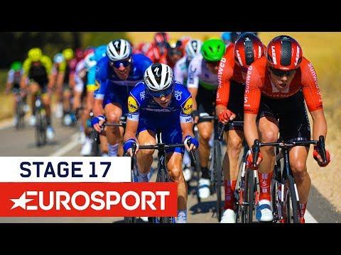 Vuelta A España 2019 | Stage 17 Highlights | Cycling | Eurosport