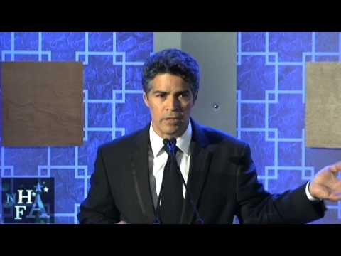 Esai Morales on Lupe Ontiveros and Hollywood at the NHFAs 12th Annual Gala