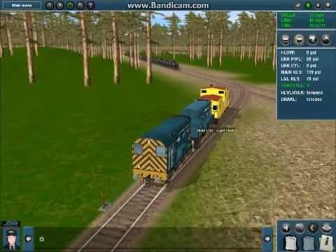 Trainz Br Class 13 Shunting Youtube