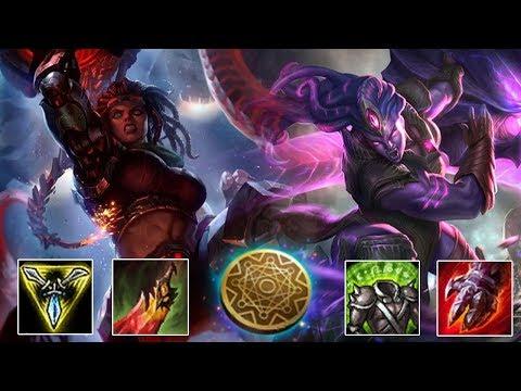 Illaoi Montage 3 - Best Illaoi Plays S8 | League Of Legends Mid thumbnail