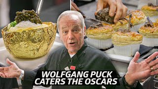 How Chef Wolfgang Puck Serves 25,000 Dishes at The Oscars Every Year — Mise En Place