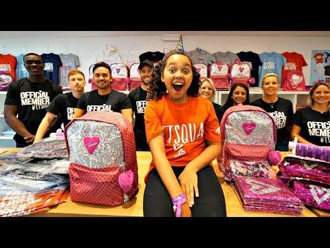 TIANA'S BACK TO SCHOOL SUPPLIES MERCH HAUL!!