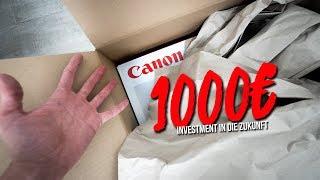 Mal eben 1000Euro investiert! Blackout Drop 📸 FOTOGRAFIE VLOG DEUTSCH