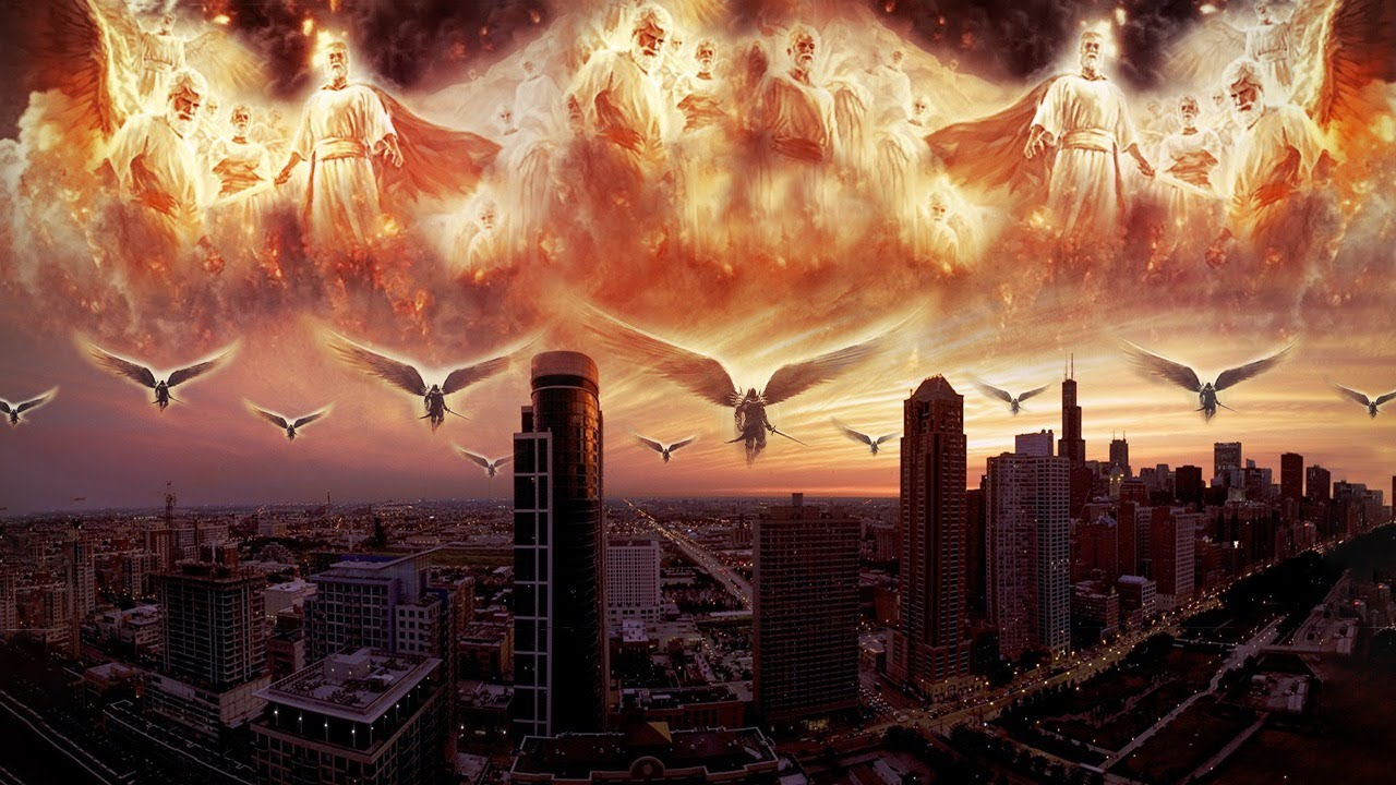 The Spirit World Knows What Is Coming - The Second Coming