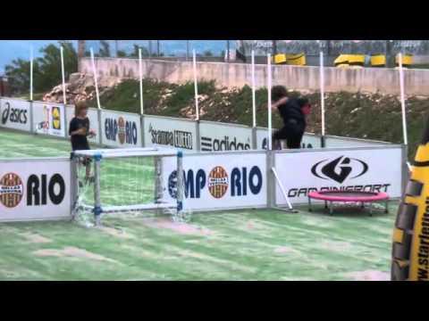 SPOT BREVE SPORT CAMP ITALIA 2012