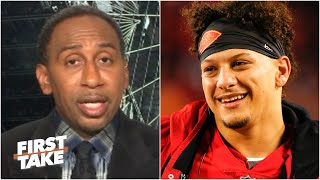 Patrick Mahomes deserves 'every penny' of his deal - Stephen A.   First Take