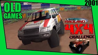 Larry Ragland 4x4 Challenge [Gameplay]