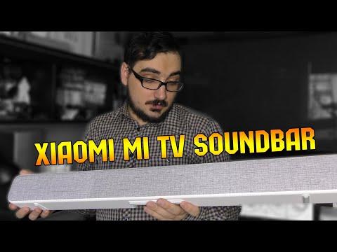 Обзор Саундбара Xiaomi Mi TV Soundbar