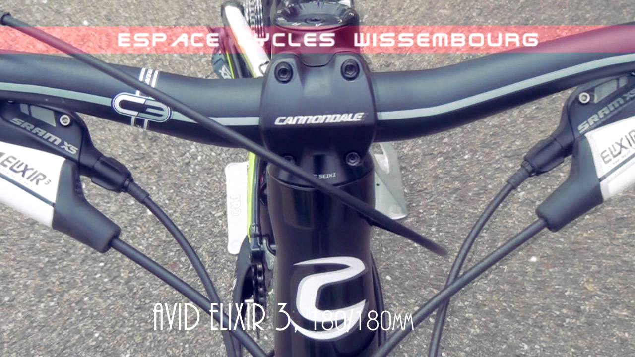 d21655d14b1 Cannondale JEKYLL 4 2012 - YouTube