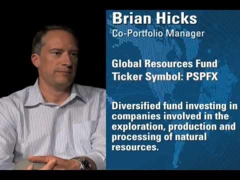 Portfolio Manager Brian Hicks Travels To Brazil