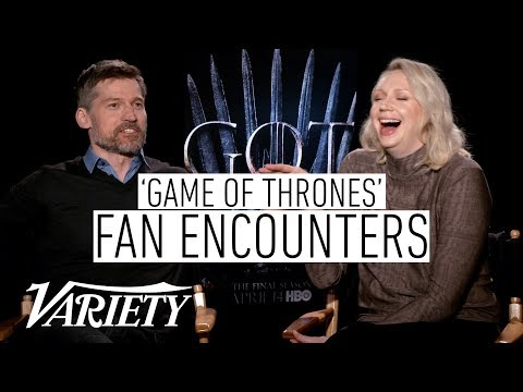 Lisa Foxx - Cast Of Game Of Thrones Share Their Most Memorable Fan Encounters