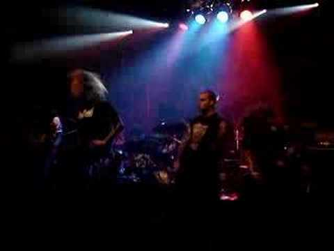 HateSphere - Heaven Is Ready To Fall (live in Gdansk 2007)