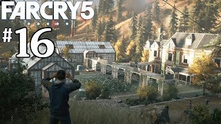 Far Cry 5 Walkthrough Part 16 - PS4 Gameplay Review