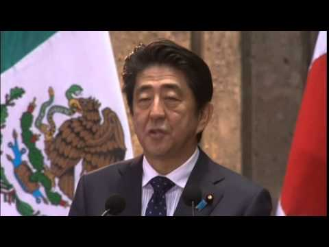 5207AS MEXICO JAPAN-ABE-ROBOTIC OLYMPIC