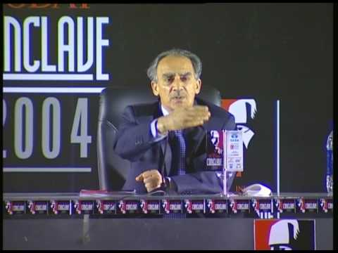 India Today Conclave: Q&A With Deepak Nayyar & Arun Shourie
