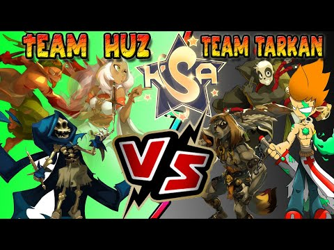 KSA - TEAM HUZ VS TEAM TARKAN