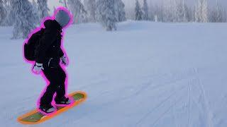 SNOWBOARDING W NORWEGII!