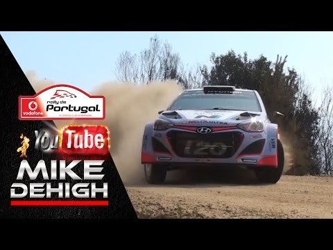 WRC Rally De Portugal 2015 FAFE Flatout HIGHLIGHTS & Jumps Pure Sound HD