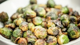ABC Kitchen Recipe - Roasted Brussels Sprouts - Chef Dan Kluger of ABC Kitchen