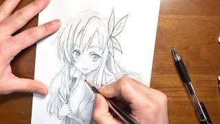 僕は友達が少ない 柏崎星奈 描いてみた 僕は友達が少ない 検索動画 38