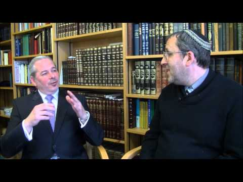 United Synagogue Rabbi chats with Jewish online