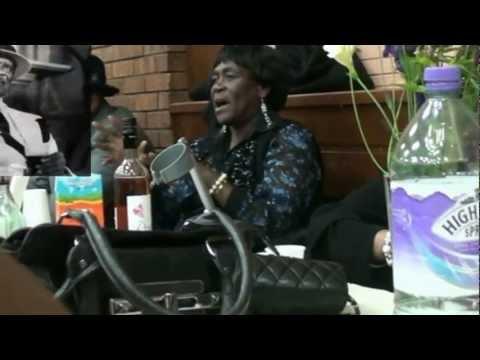 Death of a Soundman Duke Vin's funeral.