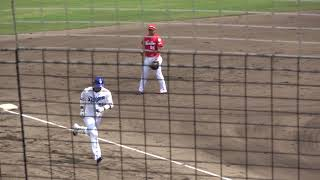松井佑介 ホームランに二塁打など3安打 20190515 中日ドラゴンズ 二軍