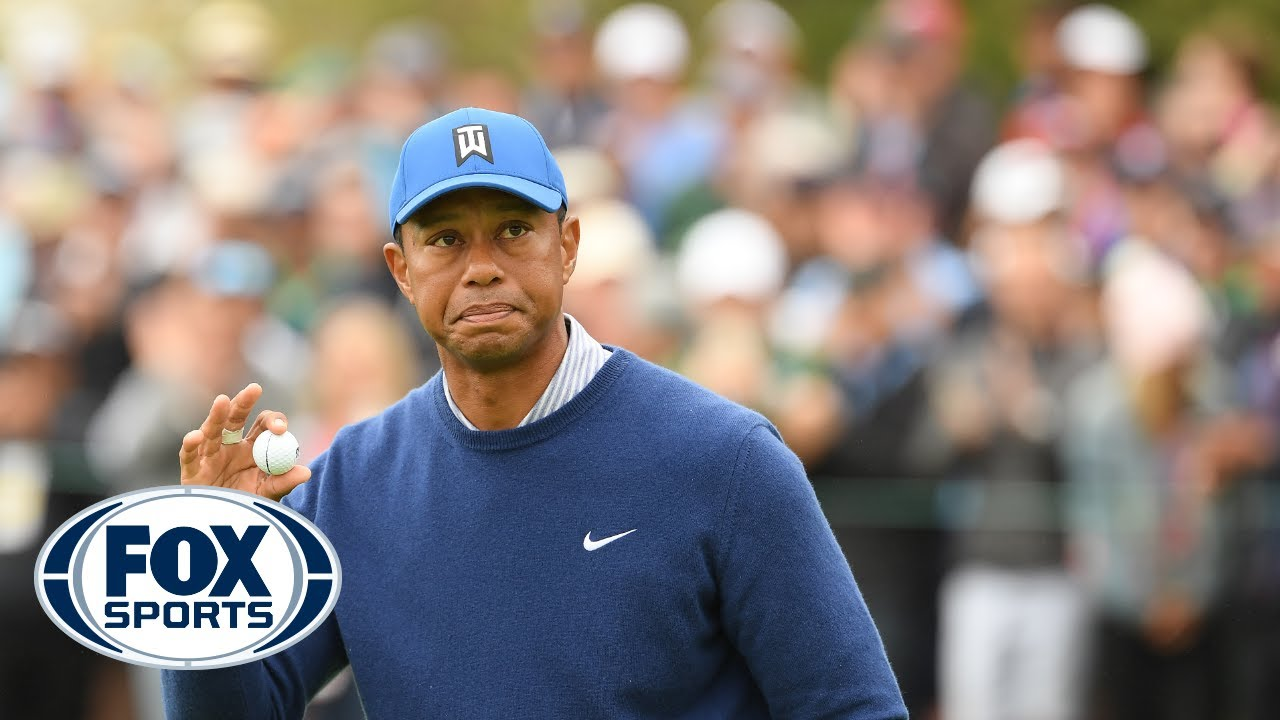 Tiger Woods shoots 1-over in the second round | 2019 U.S. OPEN