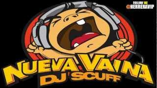 Dj Scuff - Dembow Mix Vol. 12 (Nuevo 2012)