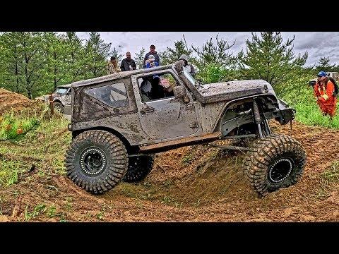 Sherp Vs. Jeep