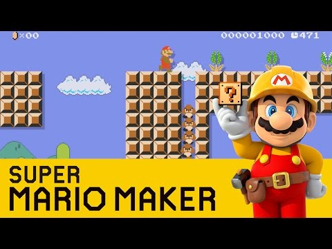 Super Mario Maker - Level For Sqaishey (1)