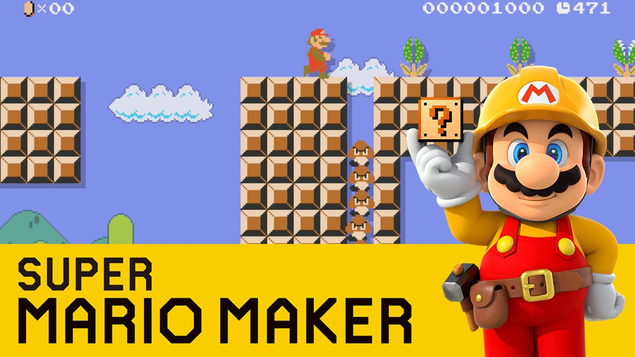 Super Mario Maker - Level For Sqaishey (1) - Savebro.com