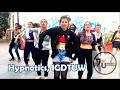 Mere Gully Mein Divine ft. Naezy Hypnotics, IGDTUW Delhi Dance Fever First Impression 17