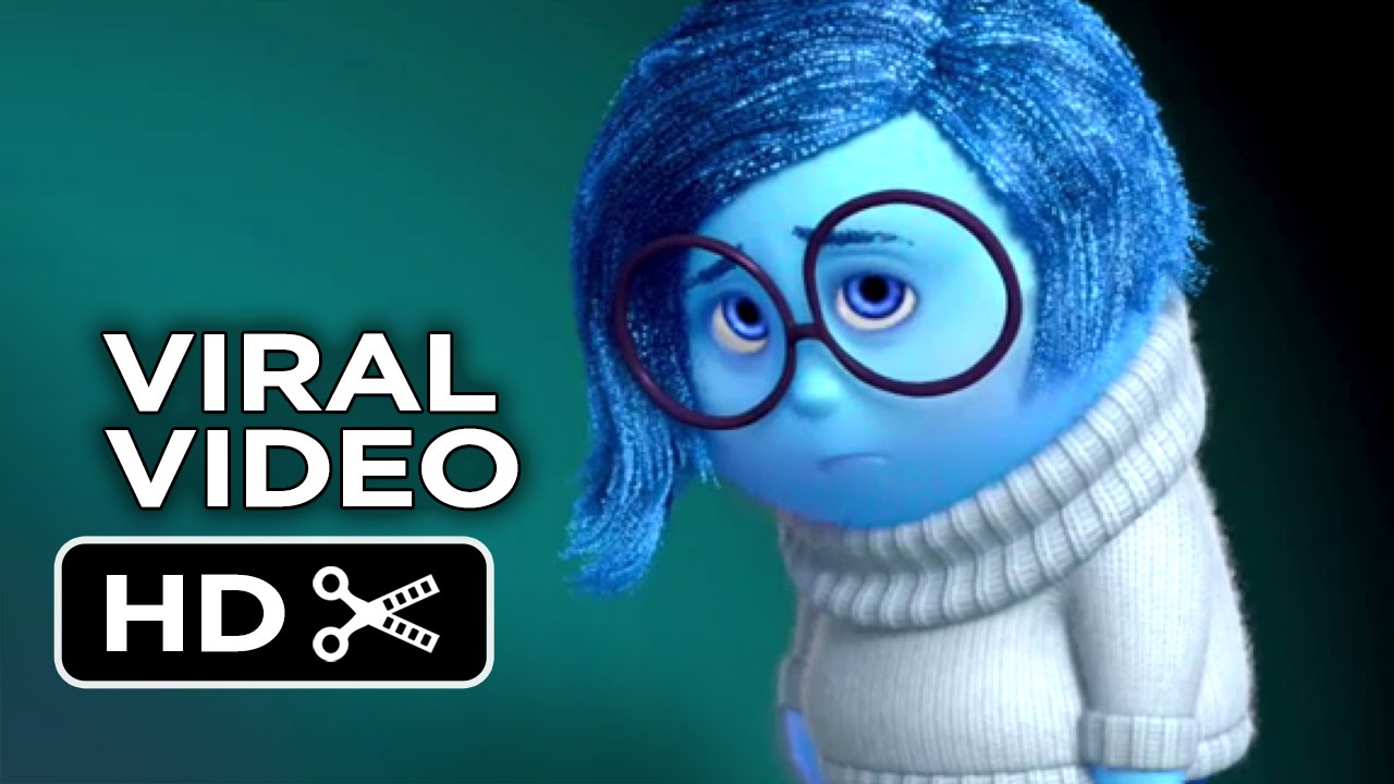 Inside Out VIRAL VIDEO - Meet Sadness (2015) - Pixar Animated Movie HD