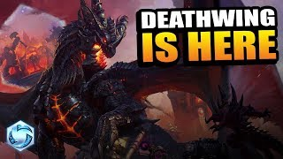 DEATHWING has arrived on PTR!!! // Heroes of the Storm PTR