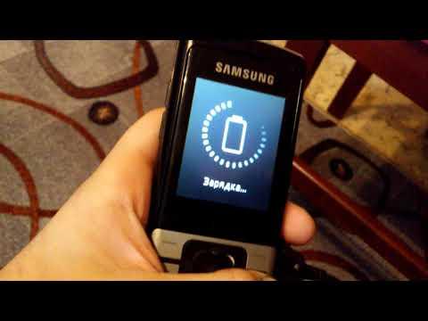 Обзор Samsung c 3050 слайдер