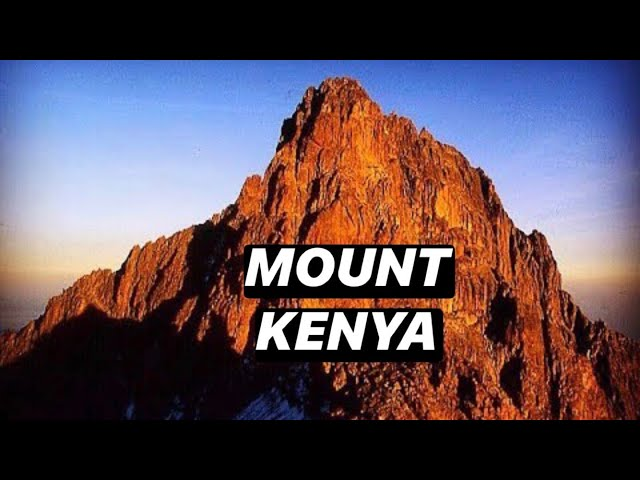 Mount Kenya Tırmanışı, Afrika Ekspedisyonu Bölüm 4 / Mount Kenya Climbing, African Expedition Part 4