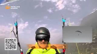 Kleiner Testflug des neuen Ozone BuzzZ5 am Gardasee/ Malcesine Lies...