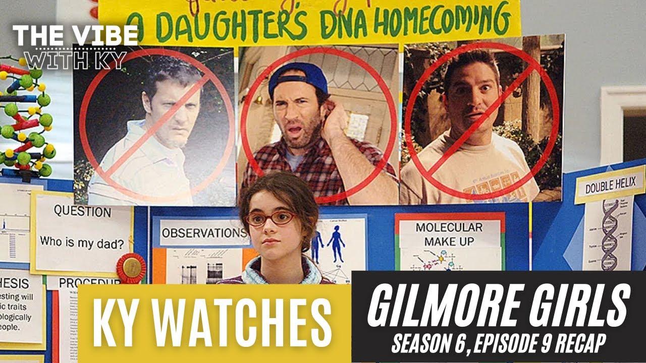 Download Gilmore Girls Season 6, Episode 9 Recap | Ky Watches Gilmore Girls
