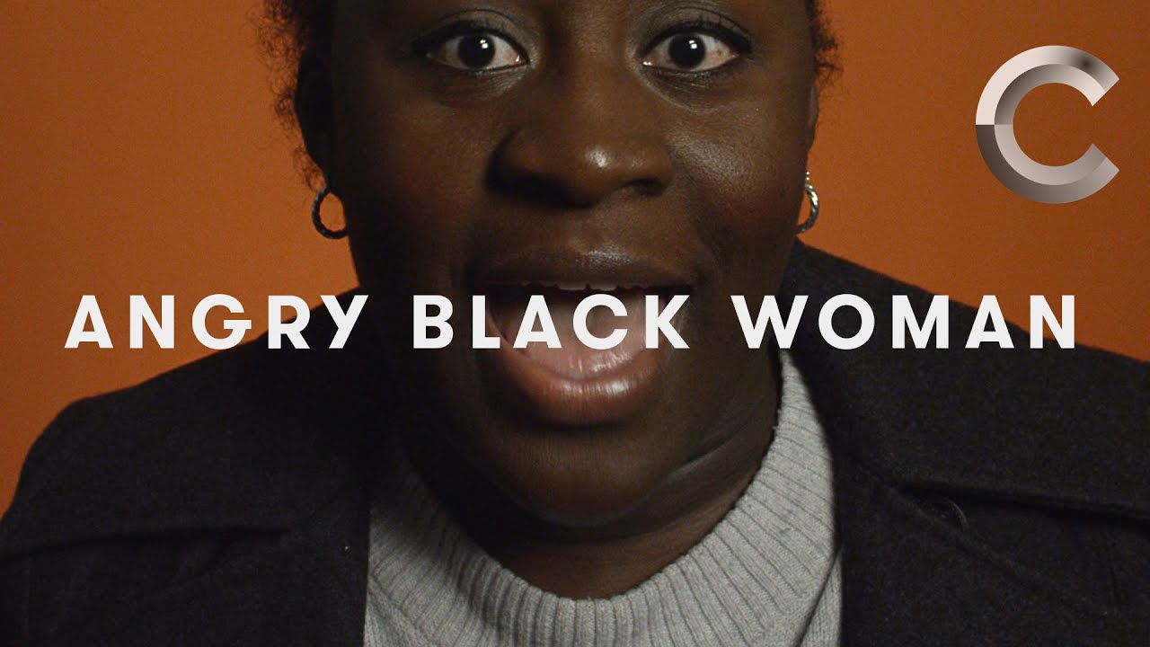 Angry Black Woman | Black Women | One Word | Cut