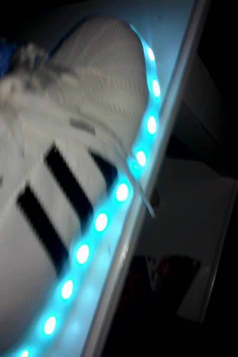 baskets adidas led