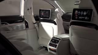 BMW 7 Series - Executive Lounge Seating