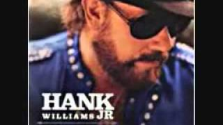 Watch Hank Williams Jr Just Enough To Get In Trouble video