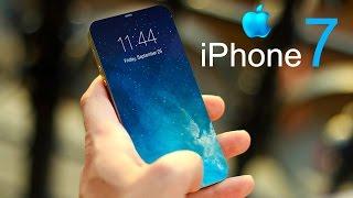 iPone 7 fa SCHIFO! TOP 5 CONCEPT di Apple iPhone 7 iOS 10 2016!